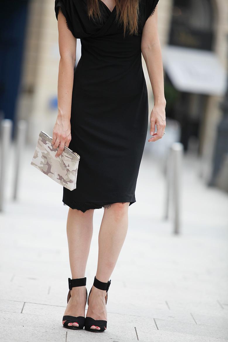 robe haute couture paris Place Vendôme