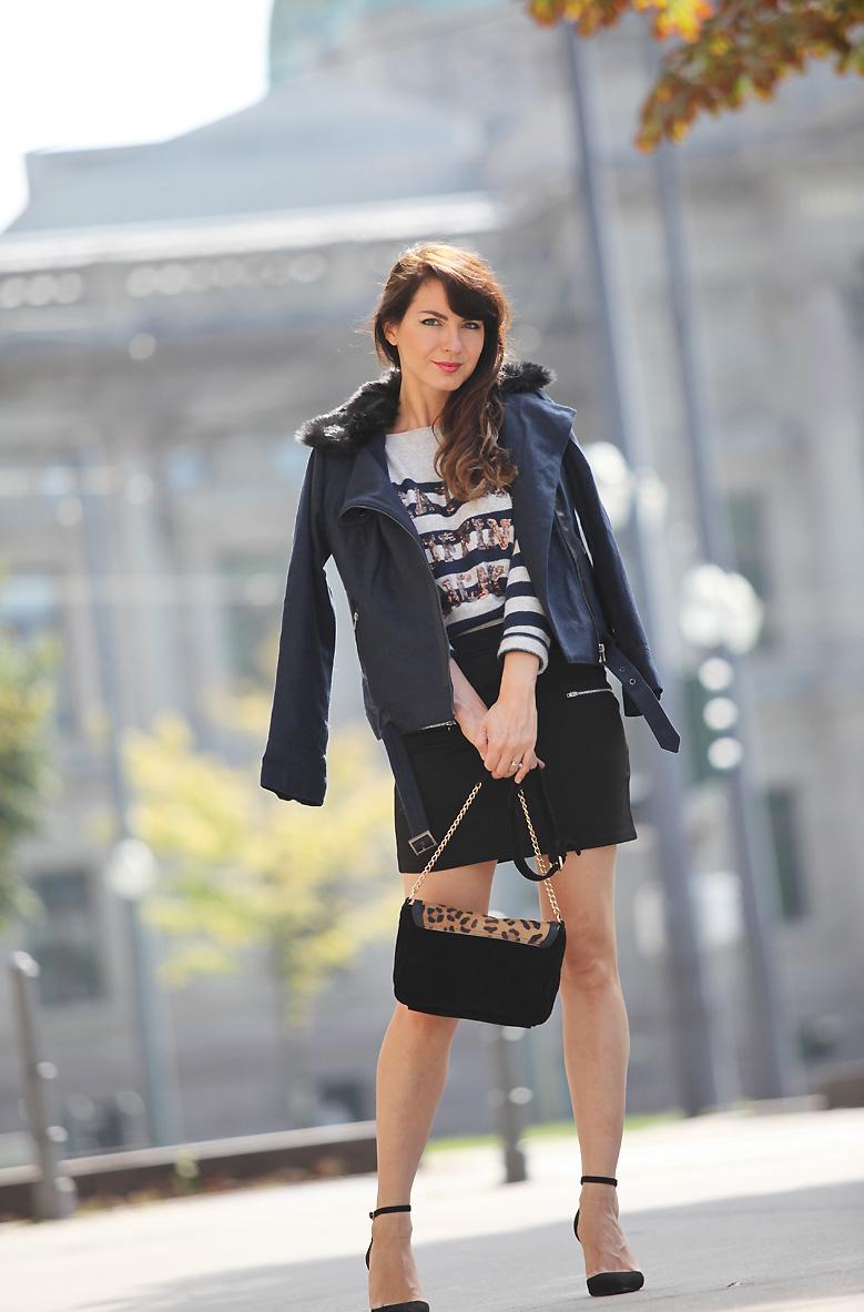 tati skirt 1P20S : Little black skirt