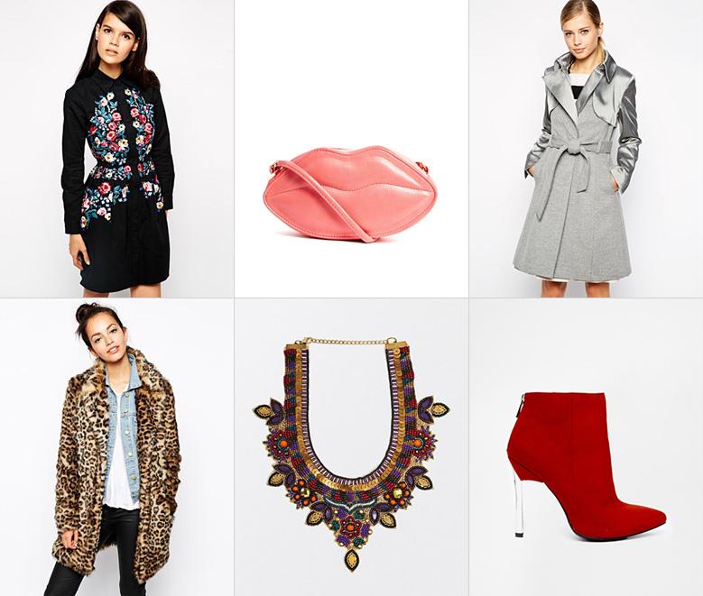 asos oct 2014 4 Sélection shopping : 12 pièces pour réveiller son style dautomne