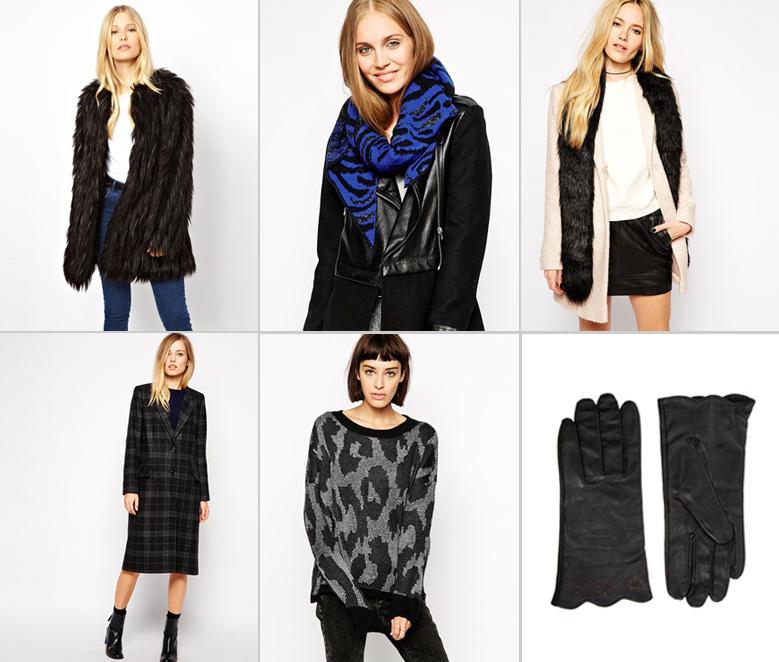 asos nov1 Sélection shopping : spécial froid !