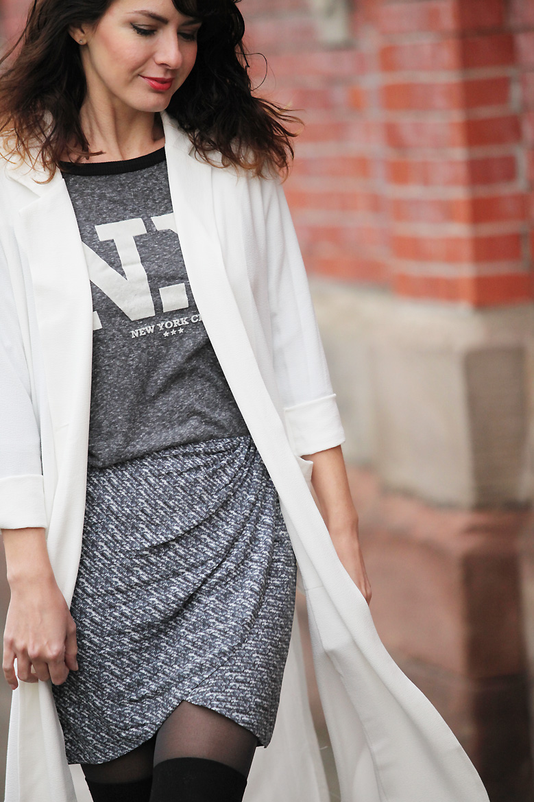 look fashion automne hiver The scientist