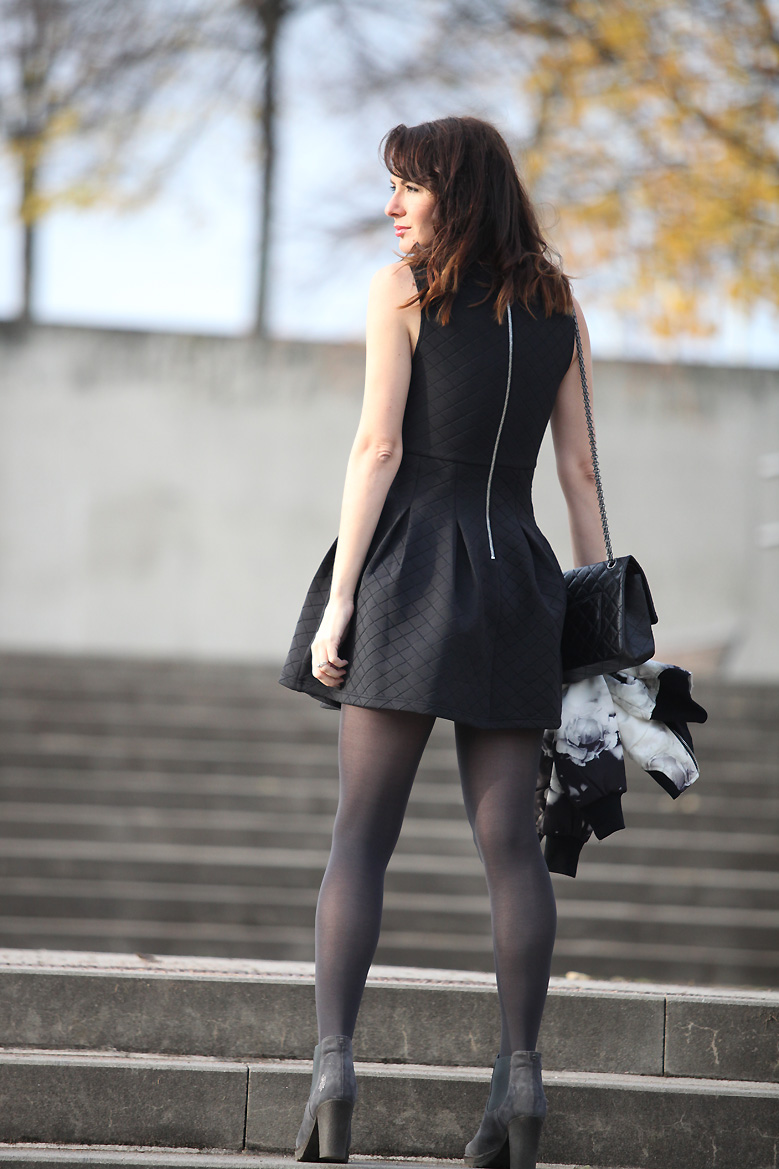 neoprene look Parisienne de Paris