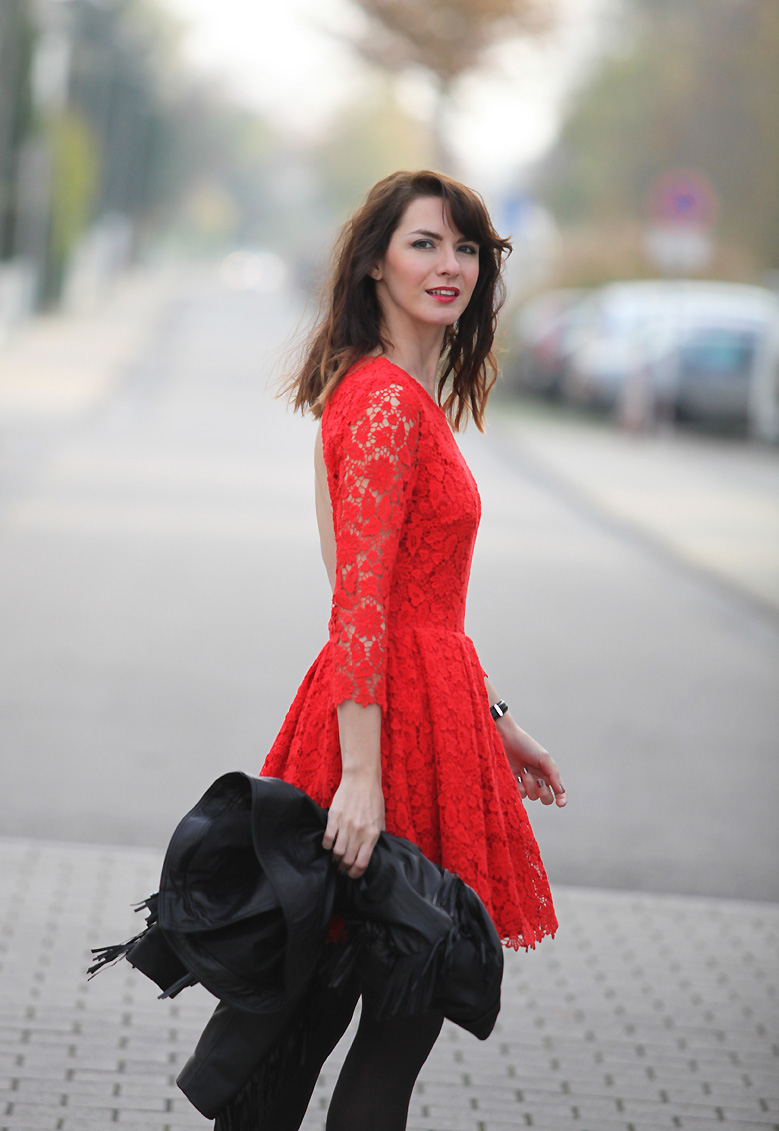 red dress Red passion (+ give away)