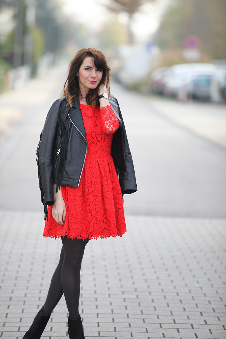 robe laredoute bash Red passion (+ give away)