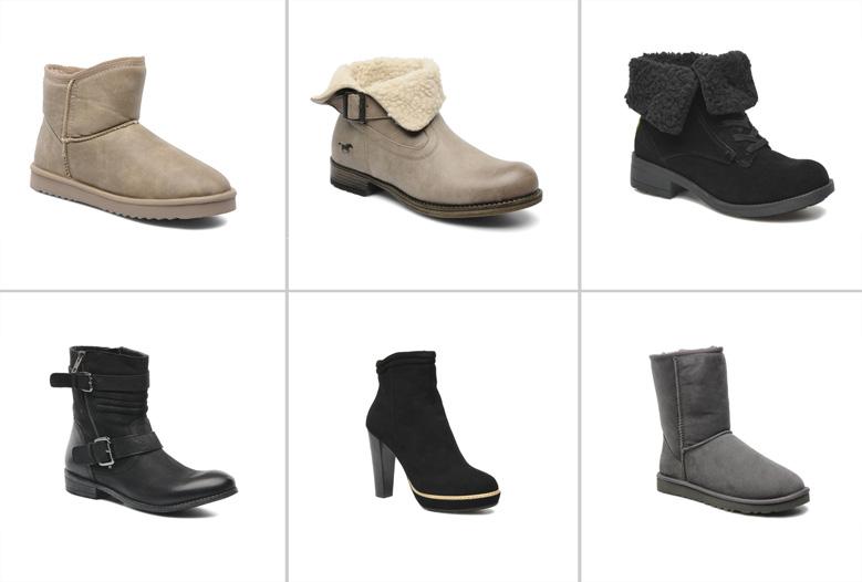 sarenza nov Sélection shopping : spécial froid !
