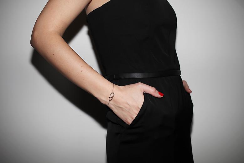 bracelet histoir dor [FR] Nuit noire