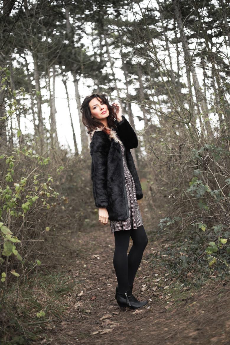 robe bardot laredoute [FR] Louve