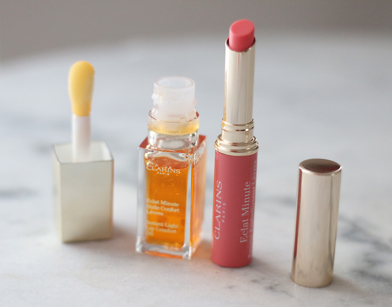 baume lèvres clarins