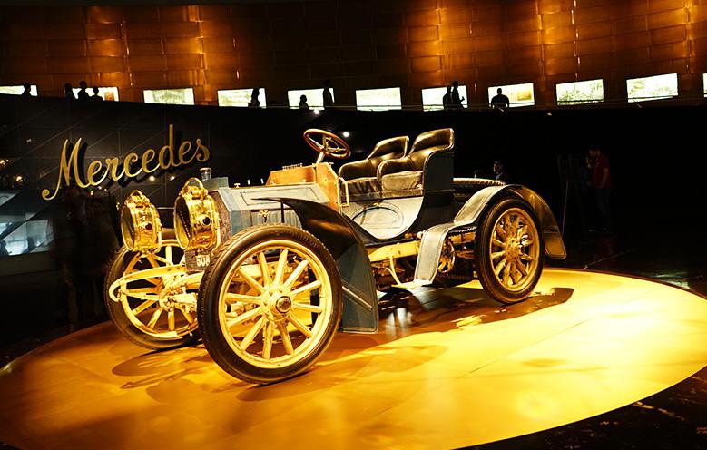 mercedes-vintage-car