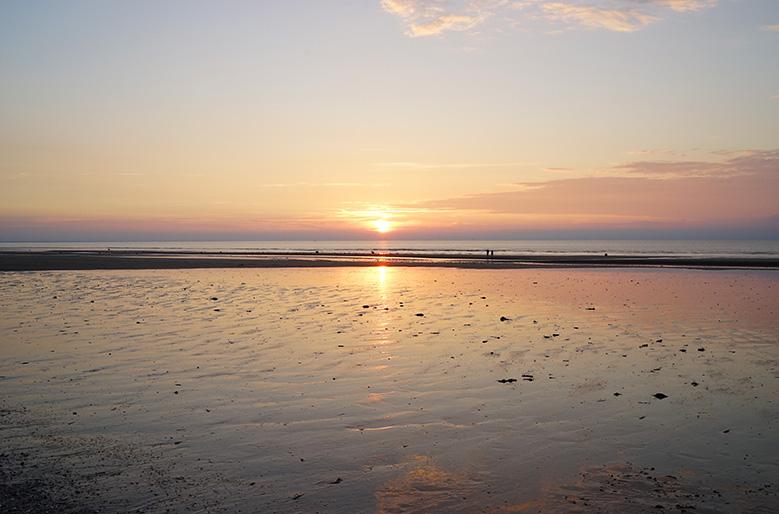 deauville-sunset