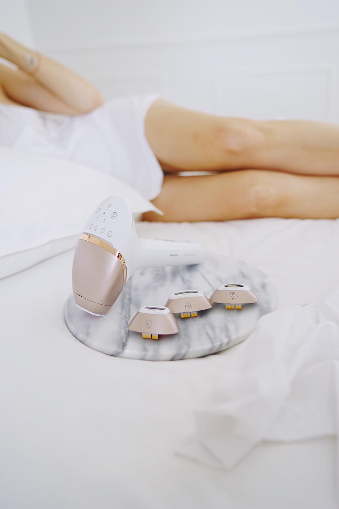 epilation la lumi re puls e merci lumea estelle segura blog mode influenceuse mode. Black Bedroom Furniture Sets. Home Design Ideas