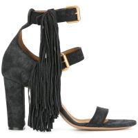 CHLOÉ  sandales à franges
