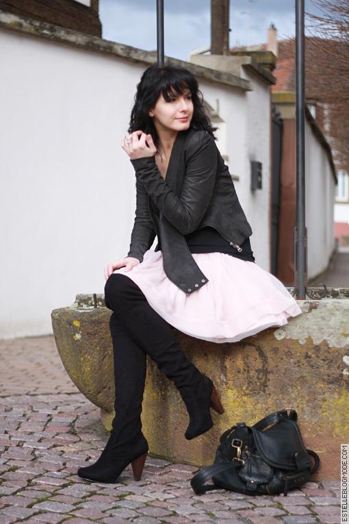 retour vers le tutu estelle segura blog mode influenceuse mode et beaut. Black Bedroom Furniture Sets. Home Design Ideas