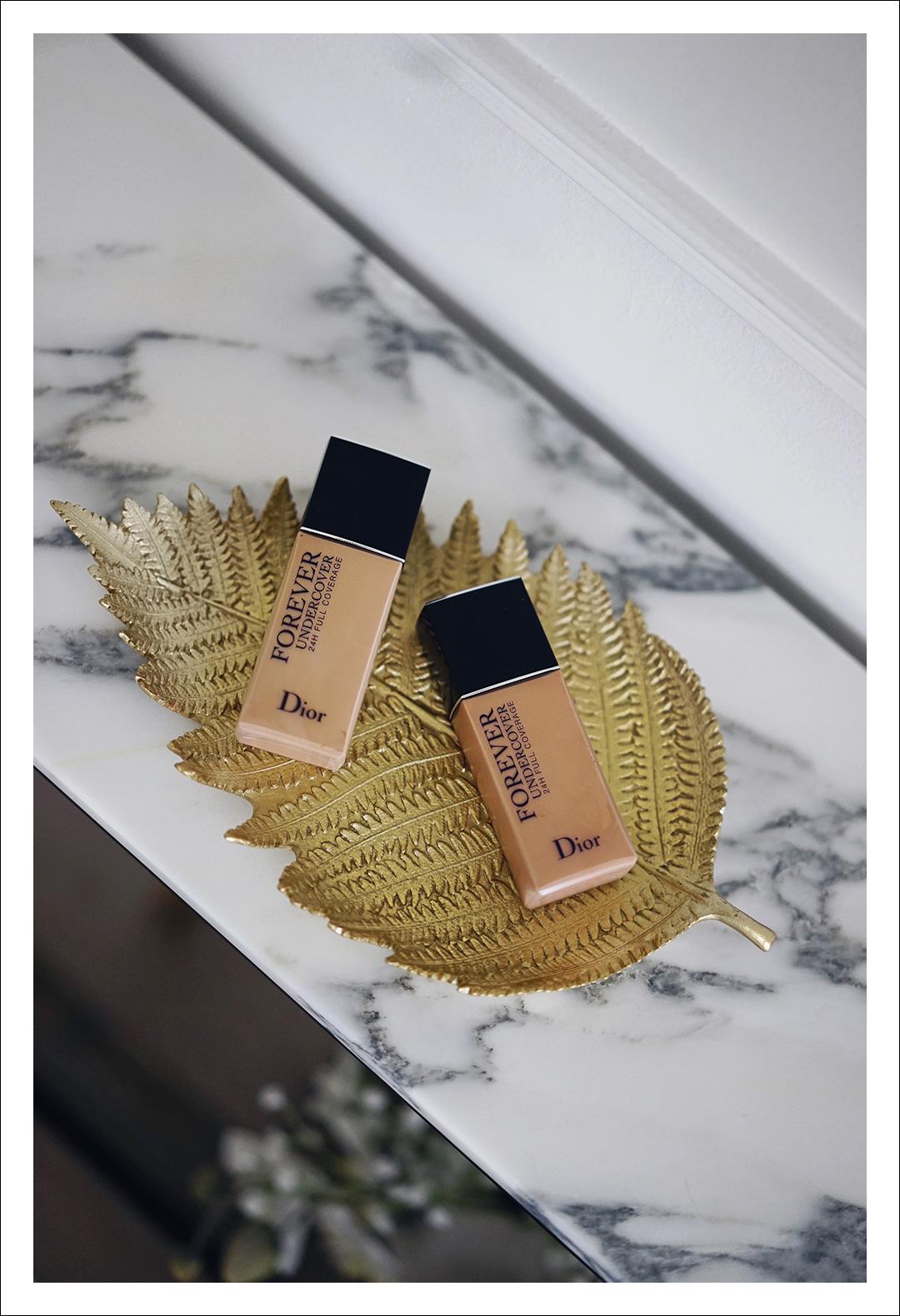 Dior : mes nouveautés beauté coup de coeur !
