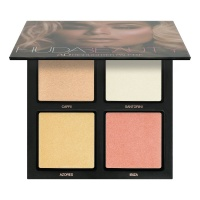 HUDA BEAUTY 3D HIGHLIGHTER PALETTE PALETTE D'ENLUMINEURS